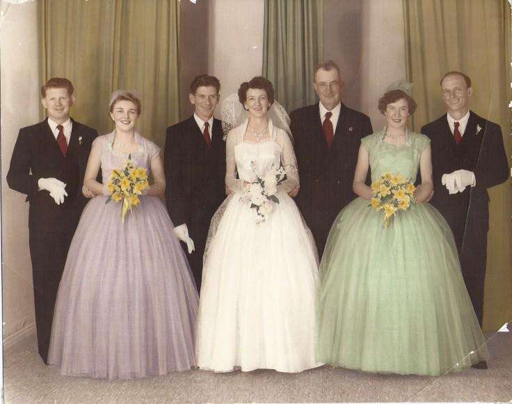 Lola Preston nee: Allsopp 11 Aug 1956